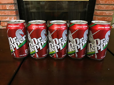 dr pepper limited edition cans 2018