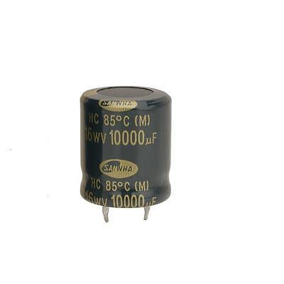 35MM X 40MM 10,000UF//63V      Snapin Cap   85 deg C
