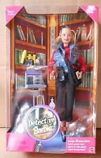 1999 DETECTIVE BARBIE.....REALLY COOL....NRFB