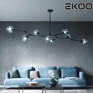 Details About Molecular Branch Chandelier E27 Light Ceiling Lamp Home Lighting Decor