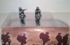 EWM Uscav03mp 1/76 Dcast WWI 3 Multi-Pose Mounted US Cavalry w/Moveable Torso