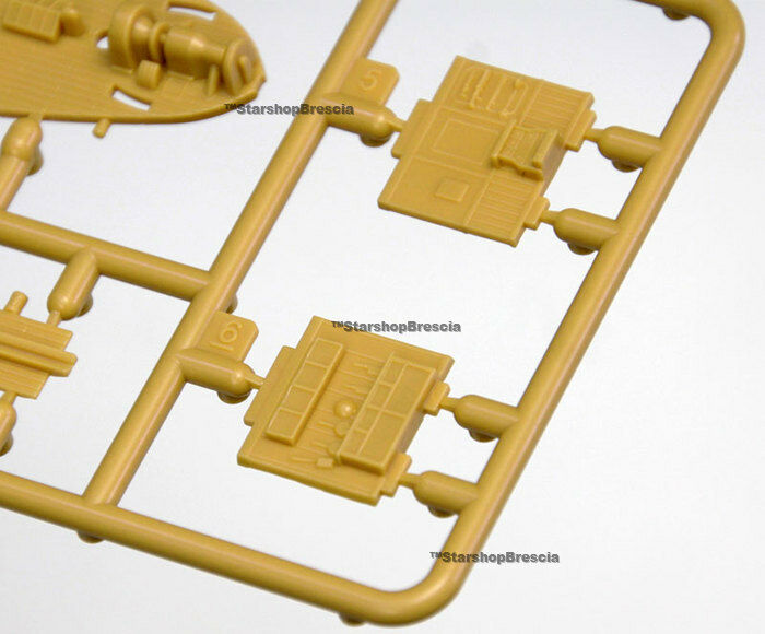 Laputa - Castle In The Sky - Tiger Moth Moth Moth Plástico Modelo Kit Fine Molds 1a0496