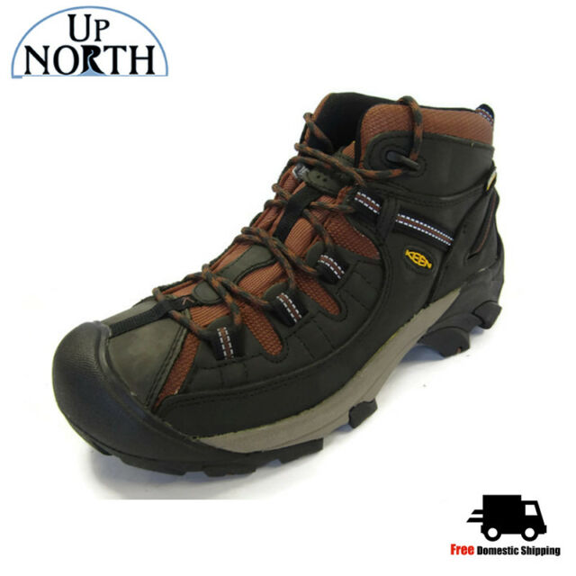 db06ec745ea KEEN Men's Targhee II Mid Waterproof M 12 1013265