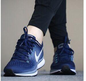 a188a34433396 Nike Air Zoom Pegasus 34 Women s Ladies Running Shoes Training Gym ...