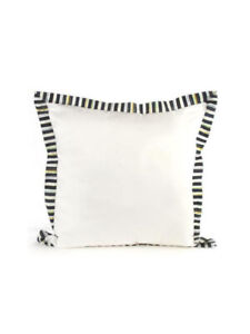 Mackenzie-Childs-COURTLY-STRIPE-Pillow-SHAM-EURO-Qty-1-NEW-95-m19-n