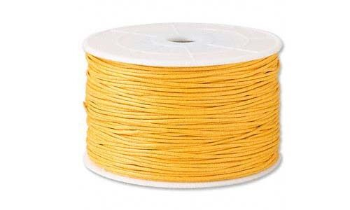 Wax Coated Cotton Beading Cord String Cording for Beads Sold in 3 Yard Increment