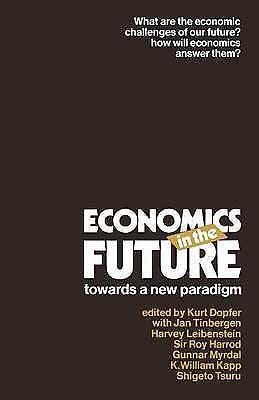 Economics in the Future, , Used; Good Book