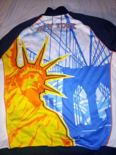 Adidas Originals NYC Track Jacket L/XL Mens Statue
