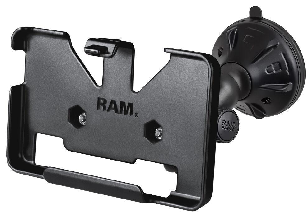 SUCTION CUP MOUNT RAM-MOUNT RAP-B-166-2-GA34U FOR GARMIN NUVI serie 1300, 1350