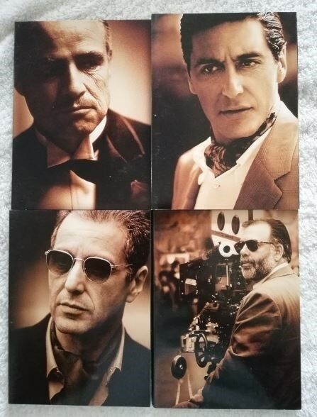 The Godfather 1-3 DVD Collection, instruktør Francis Ford