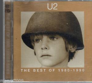 CD-U2-THE-BEST-OF-1980-1990-amp-B-SIDES-2-CD