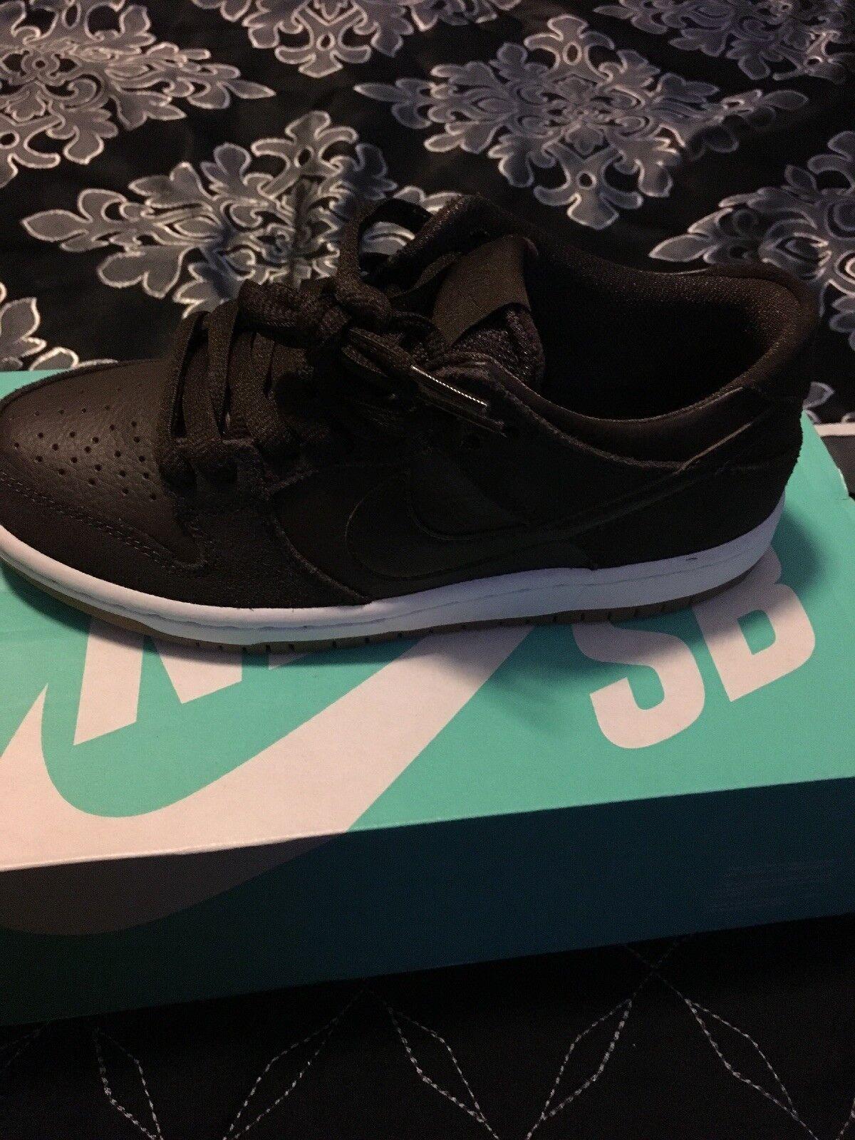Nike Dunk Low Pro IW IW IW sb Baroque Brown Size 4 fe7aa0