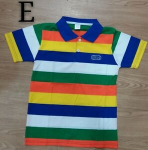 Kids-Boy-Blue-Collar-TShirt-Size-18