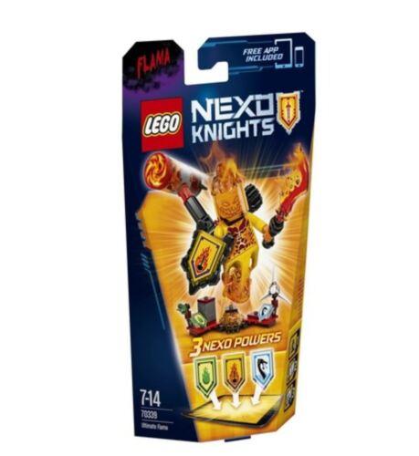 Nexo Knights Ultimate Flama 70339 2016 Version Free Shipping LEGO