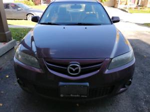 2007 Mazda 6 GT