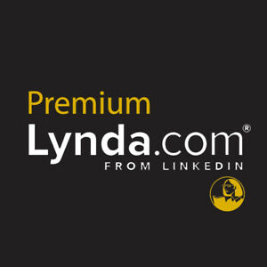 Details about NEW Lynda com Personal Premium Account, Full Access to All  Courses, Full Support