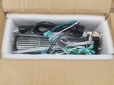 BLOTMC Replacement Fireplace Blower Fan Unit for Durablow MFB008 BLOT MFB008