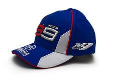 Jorge Lorenzo 99 Blue Baseball Cap Adjustable Moto GP