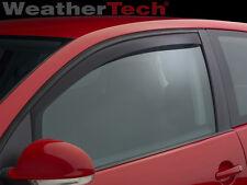 WeatherTech Side Window Deflectors - VW Golf/GTI 3-Door - 2010-2012 - Dark Tint