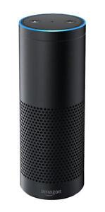 Totalmente NUEVO Amazon Eco Plus asistente inteligente-Negro