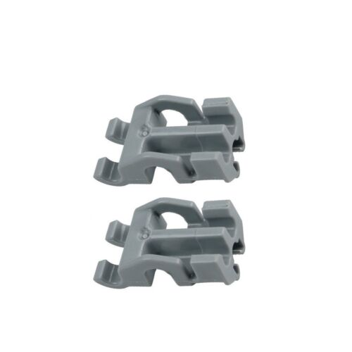 2 x ROULEMENTS Assiette Support unterkorb Lave-vaisselle Bauknecht Whirlpool 481010600198