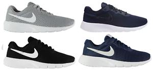 3462bd2c0cae71 Das Bild wird geladen Nike-Tanjun-Turnschuhe-Laufschuhe-Kinder-Jungen -Sportschuhe-Sneaker-