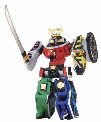 Bandai Samurai Samurai Samurai Gattai DX Shinken-Oh 0c5cf6