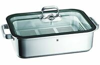 Wmf Vitalis Stainless Steel Large Stovetop Steamer System,16-inches By 11-inches on Sale