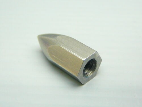 """2X Pcs Stainless Steel 3//16/"""" 4.76mm Prop Nut for Traxxas Spartan Upgrade"""