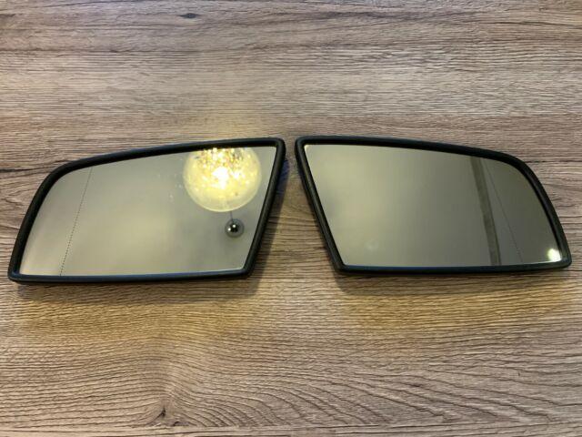 BMW e60 e61 e63 e64 OEM LH RH Mirror glass SET Heated /& Dimming 03-05 year