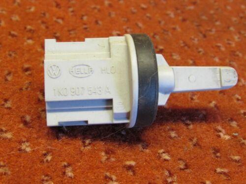1K0907543A 1x Temperaturfühler Temperatur Fühler Audi A3 8P A4 8E Q3 Q7 TT