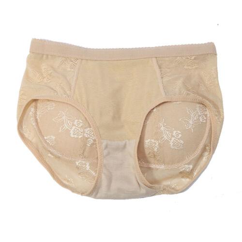 Women/'s Push Up Padded Hip Enhancer Seamless Shapewear Shapers Panties Underwear
