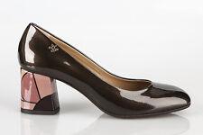 Authentic Marino Fabiani Italian Designer Shoes Sizes 6,7,8,9,10,11 Black