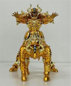 SG Model Mini Saint Seiya Myth Cloth EX DDP Taurus Aldebaran with Object Figure