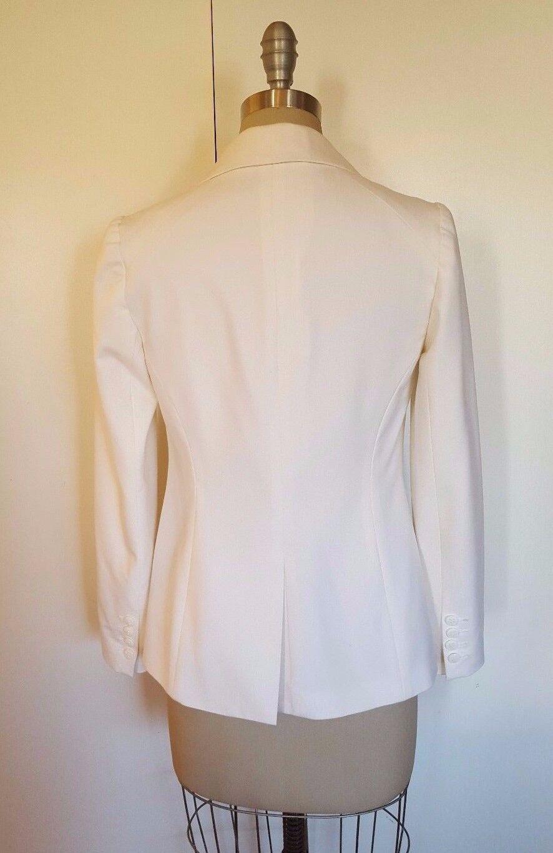 TRINA TURK Mujer Chaqueta Blazer Manga Larga blancoo Talla Talla Talla 2 d60837