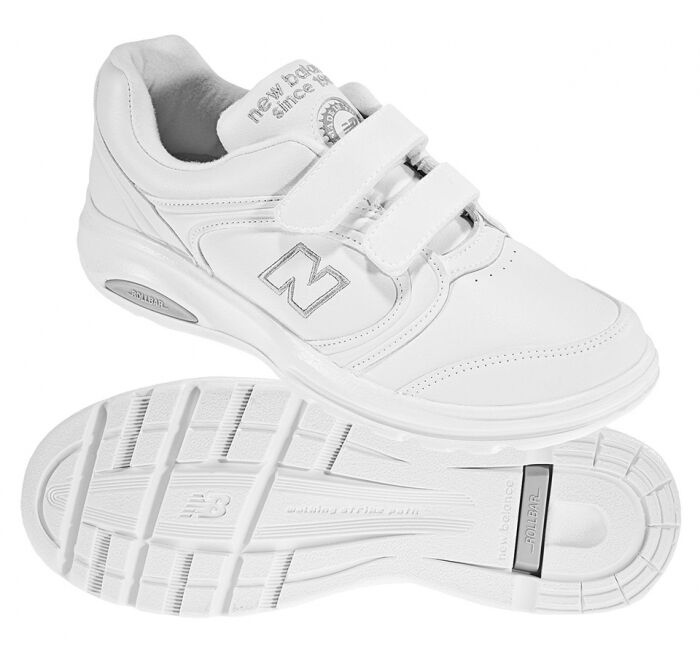 NEW BALANCE WW812VW womens  WHITE  WALKING SHOES SZ 12