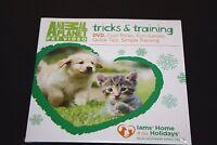 Animal Planet Dvd Pet Tricks & Training Video Sealed -j
