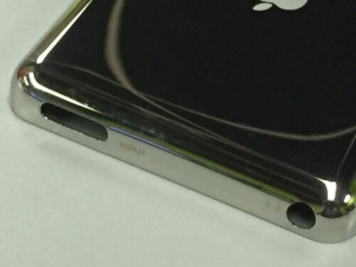 New iPod 5th 5.5 Gen Video 2TB Thin 5mm Back Cover Rear Plate Case Housing