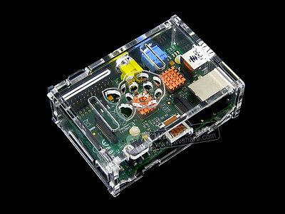 Raspberry Pi Model B 512MB ARM11 ARM Development Board Linux mini PC with Case E