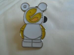 Disney's Mickey Mouse In Yellow & White Pin  Badge