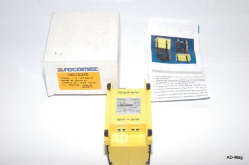 Transducteur pour Transformateur de courant - CEA - SOCOMEC Ref 192Y0245 - NEUF