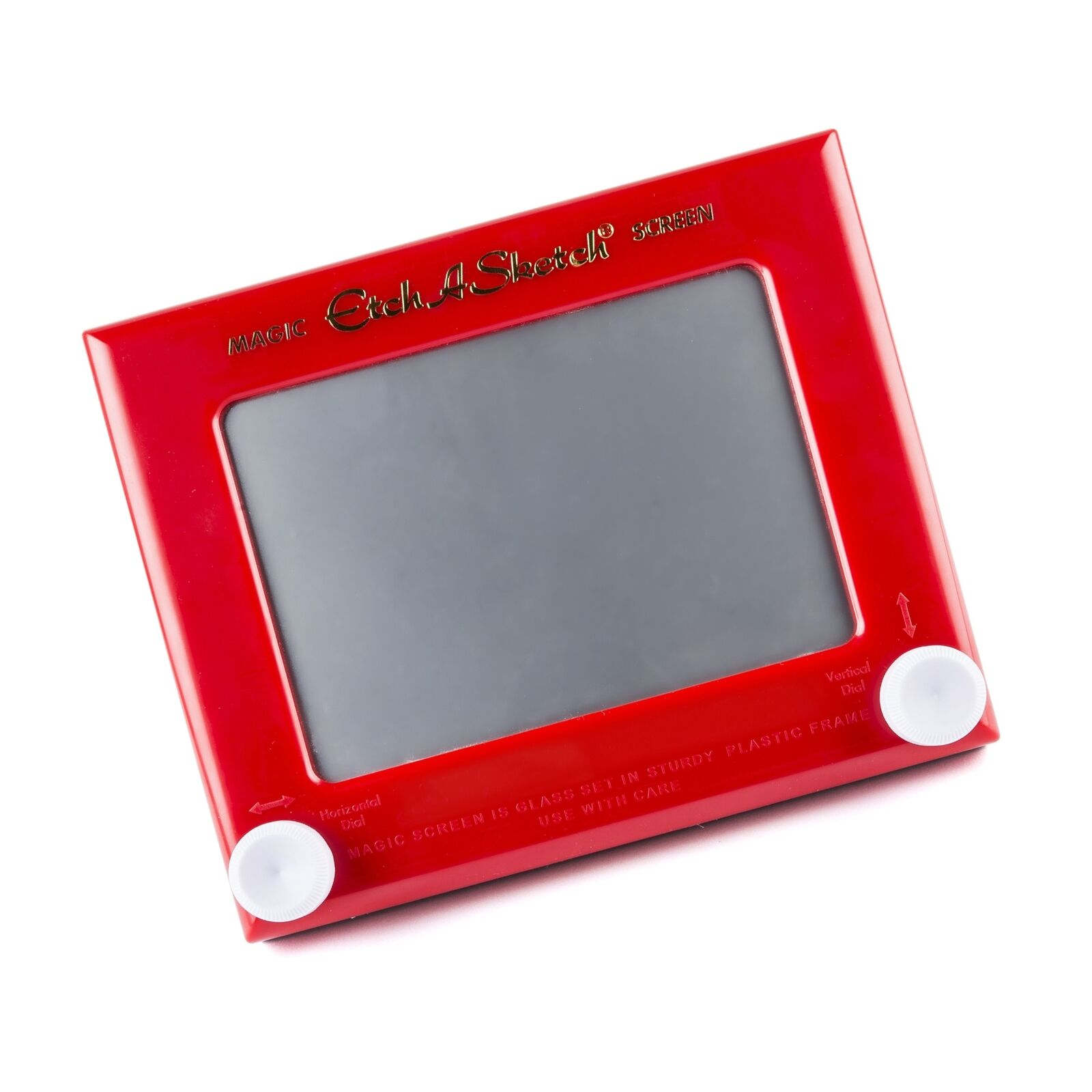Etch A Sketch Classic for Ages 3 and Up 60th Anniversary Diamond Edition with Magic Screen