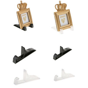 10x-Display-Easel-Stand-Plate-Book-Photo-Frame-Picture-Pedestal-Holder