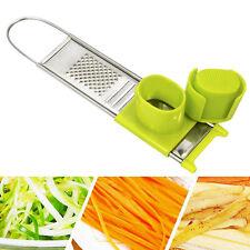 Vegetable Carrot Garlic Fruit Dicer Cutter Slicer Chopper Grater Peeler Kitchen