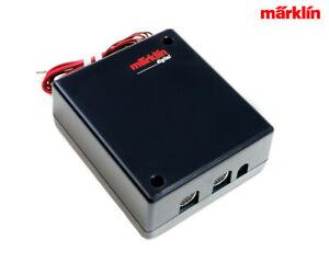 Maerklin-60116-Digital-Anschlussbox-H0-fuer-60657-60653-NEUWARE-ohne-OVP