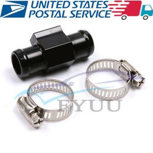 20mm Car Water Temperature Sensor Adapter gauge sensor radiator hose temp mount