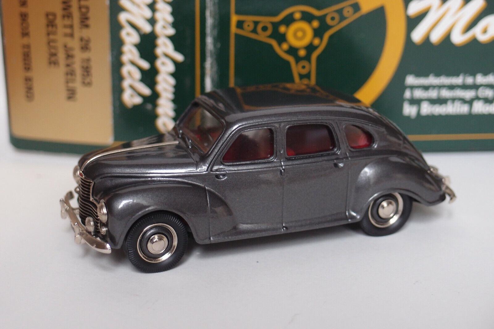 LANSDOWNE MODELS LDM 26 1953 JOWETT JAVELIN DELUXE 1 43