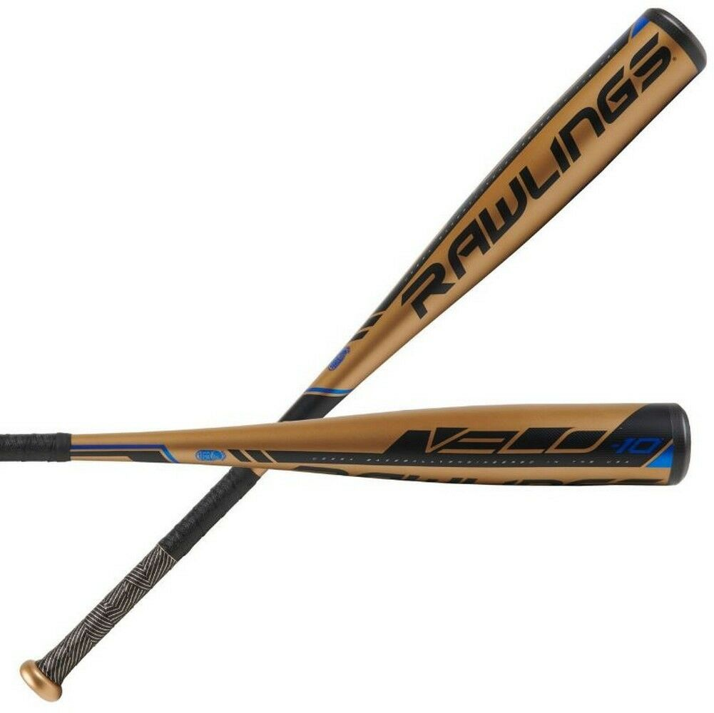 Rawlings velo híbrido (-10) juventud usssa bate de béisbol acústica de 2 3 4  (28 -18oz)