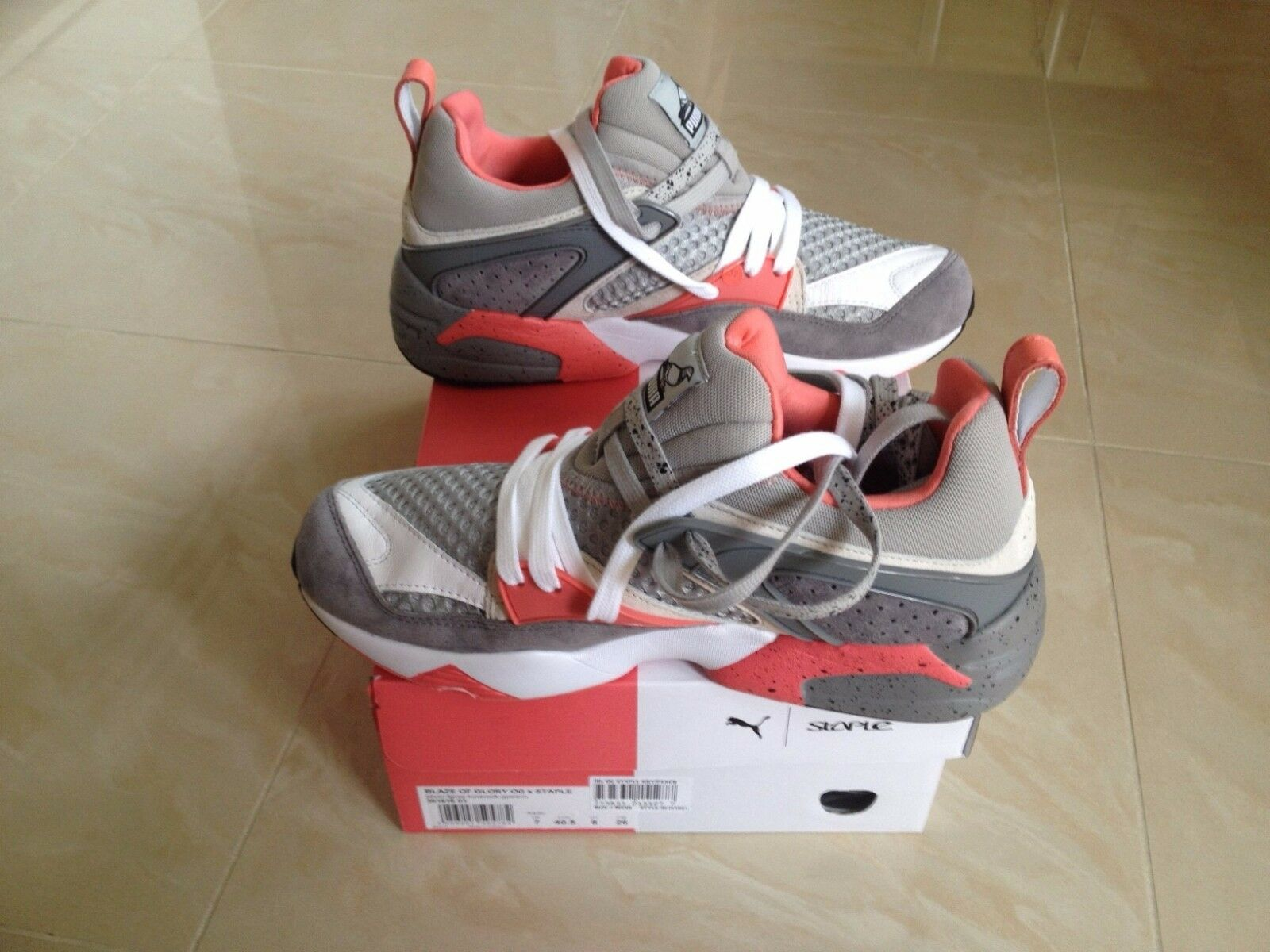 PUMA X STAPLE BLAZE OF OF OF GLORY OG NYC PIGEON SIZES UK 7 8 9 NEW 8d9044