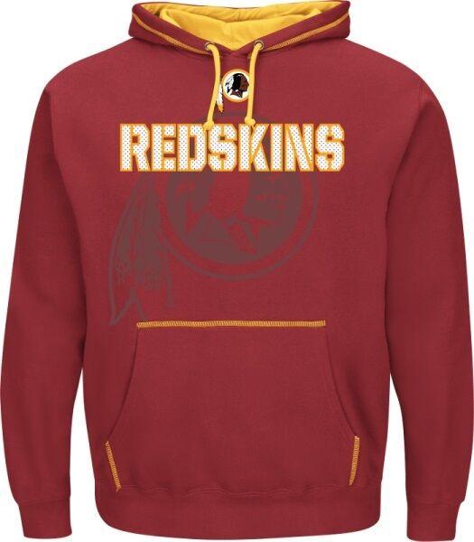 NFL Football Football Football Hoody Hoodie Kaputzenpullover WASHINGTON rotSKINS Seam Pass Sweater 51f639